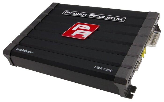 Автомобильный усилитель Power Acoustik CB4-1200