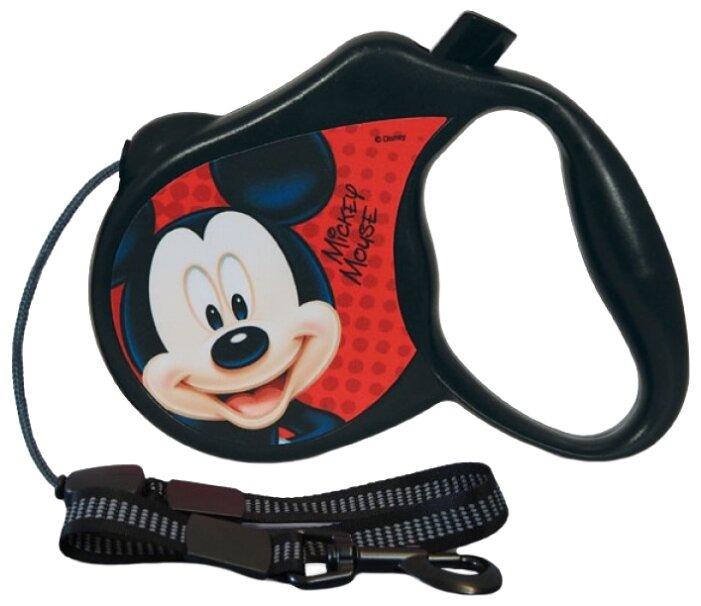 Поводок-рулетка для собак Triol Disney Mickey (S)