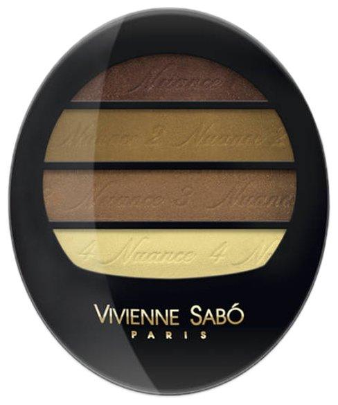 Vivienne Sabo Тени для век Quatre Nuances