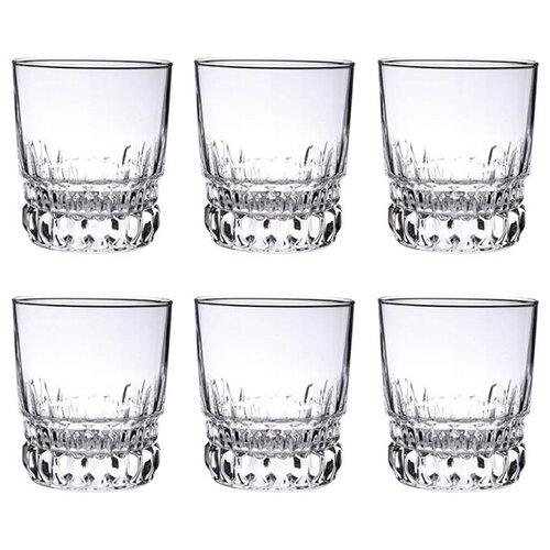 Luminarc Набор стаканов Imperator 300 мл 6 шт C7233/N1287Бокалы и стаканы<br>