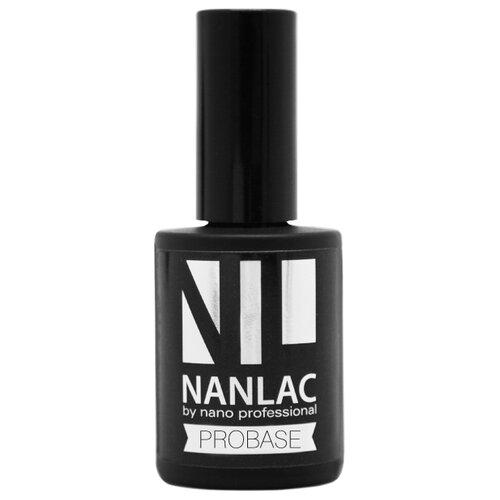 Nano Professional базовое покрытие NANLAC Probase 15 мл прозрачный