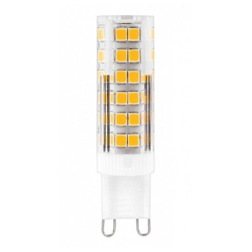 Лампа светодиодная КОСМОС 3000K, G9, G9, 7Вт цена 2017