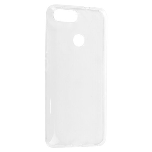 Чехол-накладка Media Gadget ESSENTIAL CLEAR COVER для ASUS ZenFone MaxPlus M1 (ZB570TL) прозрачный чехол media gadget essential clear cover для lg x230 k7 2017 прозрачный