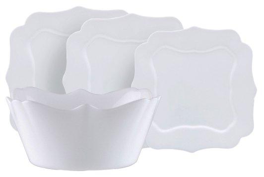 Luminarc Authentic White 19 предметов (E6197)