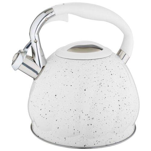цена на Rainstahl Чайник 7645-30RS\WK 3 л белый