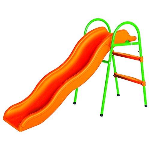 Купить Горка Hasttings Горка волнистая оранжевый/зеленый, Игровые и спортивные комплексы и горки