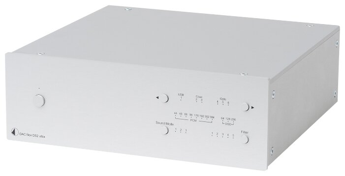 ЦАП Pro-Ject DAC Box DS2 Ultra Silver
