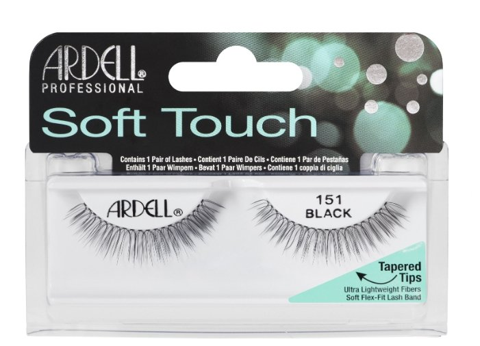 Ardell накладные ресницы Soft Touch 151