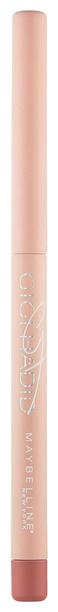 Maybelline Gigi Collection Карандаш для губ матовый
