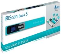 Сканер I.R.I.S. IRIScan Book 5 красный