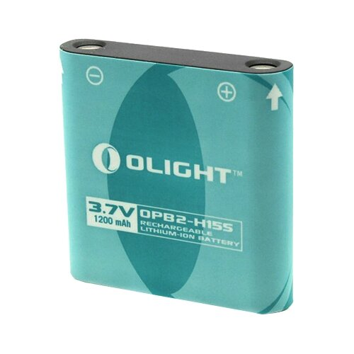 Аккумулятор Li-Ion 1200 мА·ч Olight 3R12 OPB2-H15 1 шт