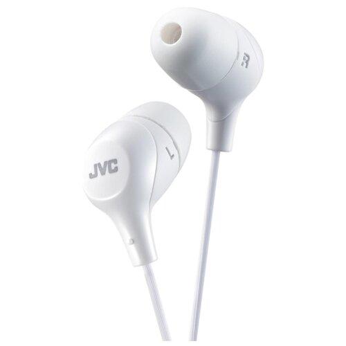 Наушники JVC HA-FX38 white jvc ha f160 w white
