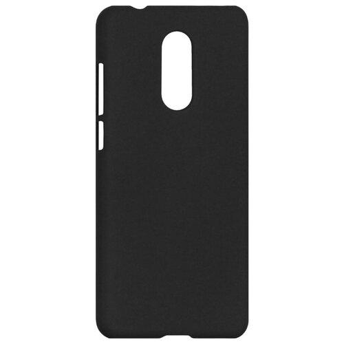 Чехол Volare Rosso Soft-touch для Xiaomi Redmi 5 (пластик) черный