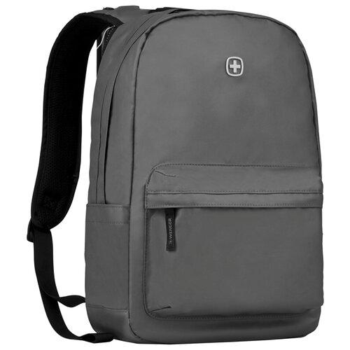 Рюкзак WENGER Photon 605033 серый  - купить со скидкой