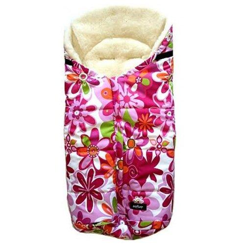 Конверт-мешок Womar Wintry в коляску 14 цветкиКонверты и спальные мешки<br>