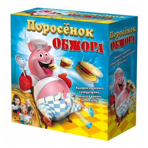 Настольная игра Goliath Поросенок обжора 30702.006 david and goliath