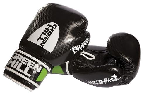 Боксерские перчатки Green hill Dragon (BGD-2056)
