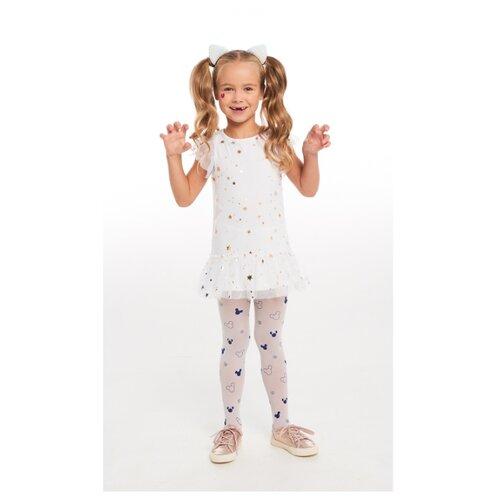 Платье INFUNT размер 122, белыйПлатья и сарафаны<br>
