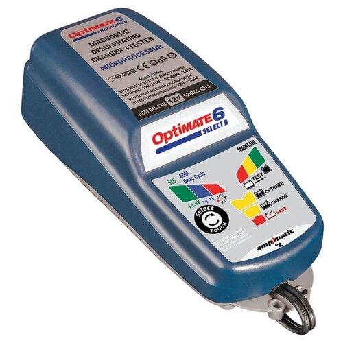 цена на Зарядное устройство Optimate 6 Select (TM190) синий