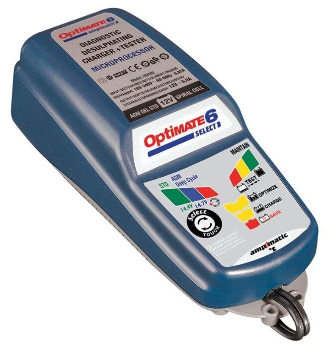 Зарядное устройство Optimate 6 Select (TM190)