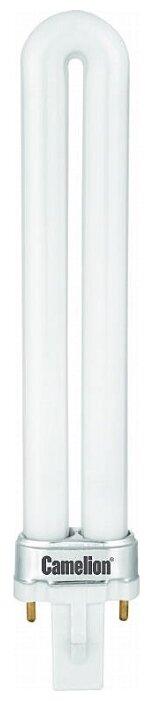 Лампа люминесцентная Camelion 2288, G23, 9Вт