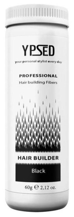 Загуститель волос YPSED Professional Black (INT-000-000-91)