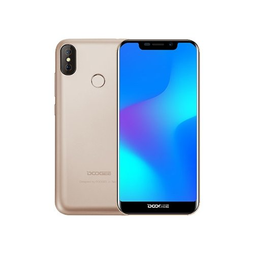 Смартфон DOOGEE X70 золотистый смартфон