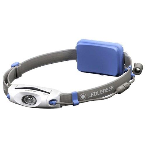 Налобный фонарь LED LENSER NEO6R синий