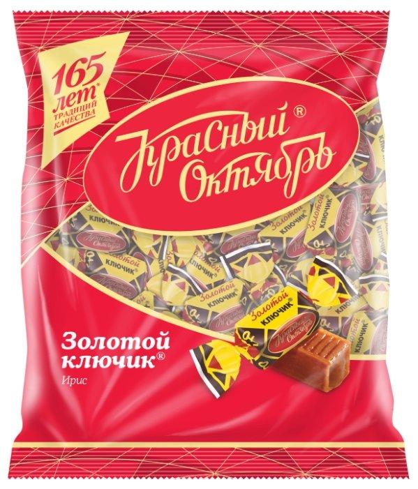Ирис Красный Октябрь Золотой ключик 250 г