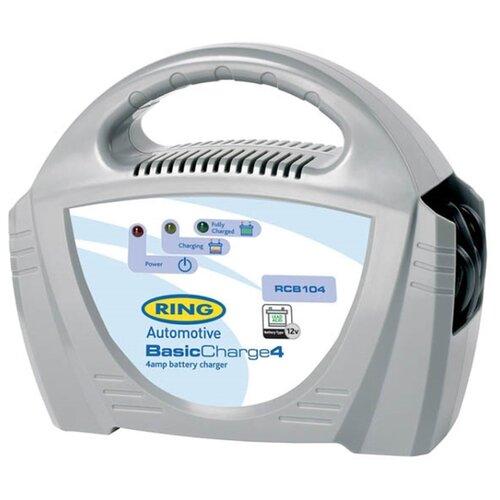 Зарядное устройство RING Automotive RECB104 серый