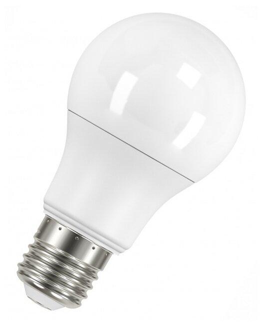 Лампа светодиодная LED 9.5Вт Е27 LS CLA75 FR теплый матовая (971554) Osram 4052899971554