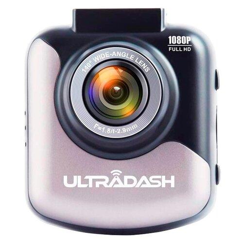 Видеорегистратор CANSONIC UltraDash C1 черный/серебристый
