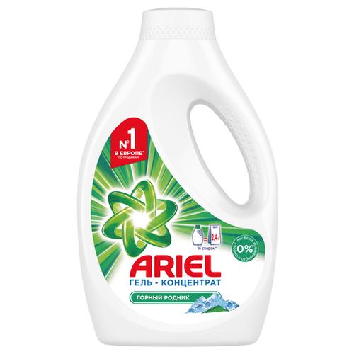 Гель для стирки Ariel Горный родник 1.04 л бутылкаГели и жидкости для стирки<br>