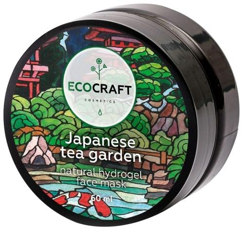 EcoCraft Маска гидрогелевая суперувлажняющая Japanese tea garden