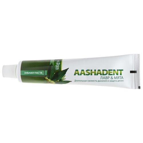 Зубная паста Aashadent Лавр - Мята, 100 мл