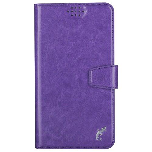 Чехол универсальный G-Case Slim Premium (GG-779/GG-780/GG-781/GG-782/GG-783/GG-784/GG-785/GG-786/GG-787/GG-788) фиолетовый gucci кожаный кошелек gg marmont