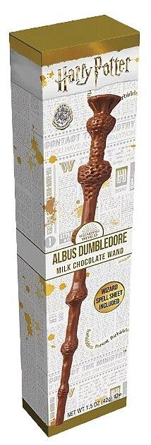Фигурный шоколад Jelly Belly Harry Potter Волшебная палочка Дамблдора, 42 г