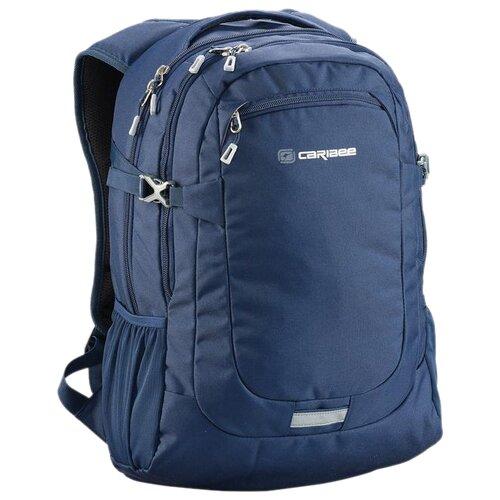 Рюкзак Caribee College 30 blue (navy) рюкзак с анатомической спинкой caribee spice 24 л сиреневый 62291