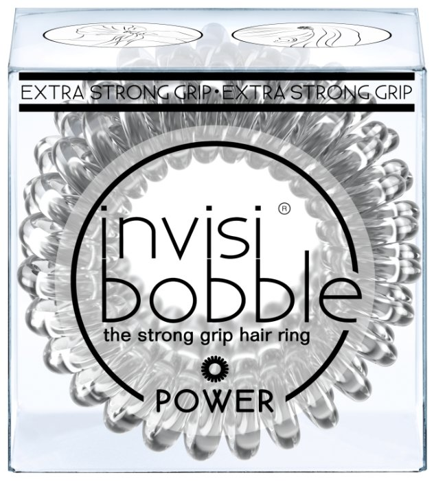 Резинка Invisibobble POWER 3 шт.