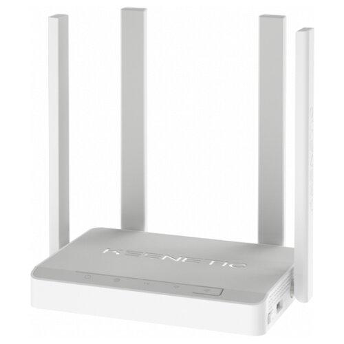 Купить Wi-Fi роутер Keenetic Viva (KN-1910) серый