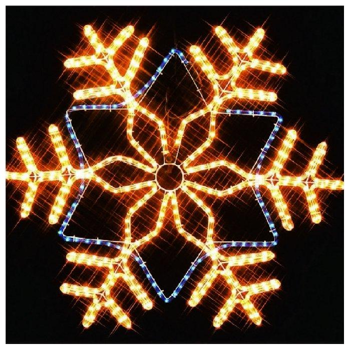 Фигура Sh Lights Снежинка I-R-P12SF-C-YB