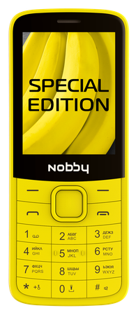 Телефон Nobby 220 — купить по выгодной цене на Яндекс.Маркете
