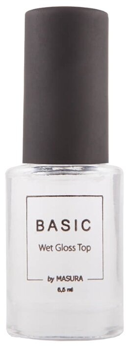 Верхнее покрытие Masura Basic Wet Gloss Top 6.5 мл
