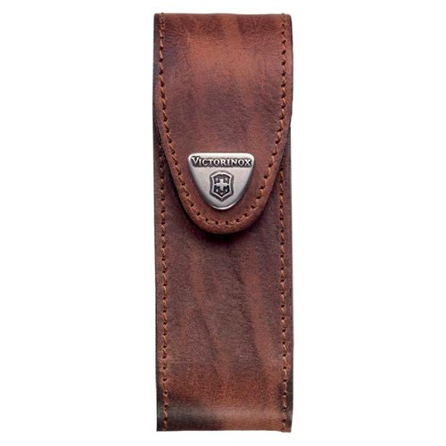 Чехол для ножей 111 мм 4-6 уровней VICTORINOX коричневый