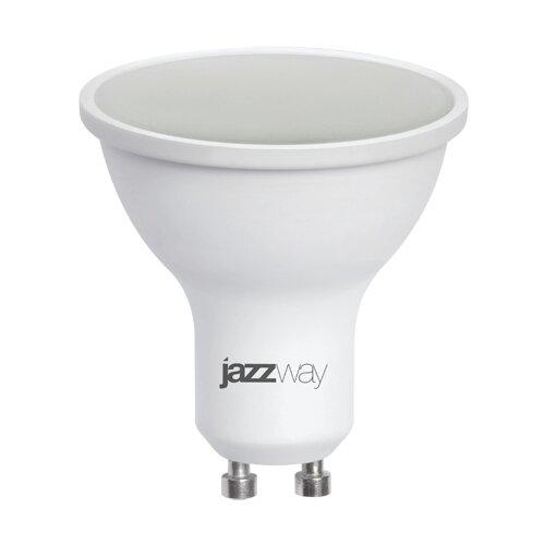 Лампа светодиодная jazzway 1033550, GU10, GU10, 7Вт лампа светодиодная jazzway 1035431 gu5 3 jcdr 7вт
