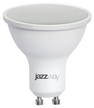 Светодиодная LED лампа Jazzway GU10 7W (Вт) 3000K PLED-SP .1033550
