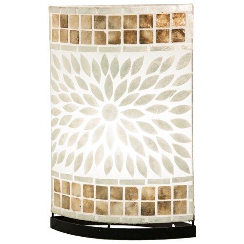 Настольная лампа Globo Lighting BALI 25826T, 40 Вт настольная лампа globo lighting bali 25837t 40 вт