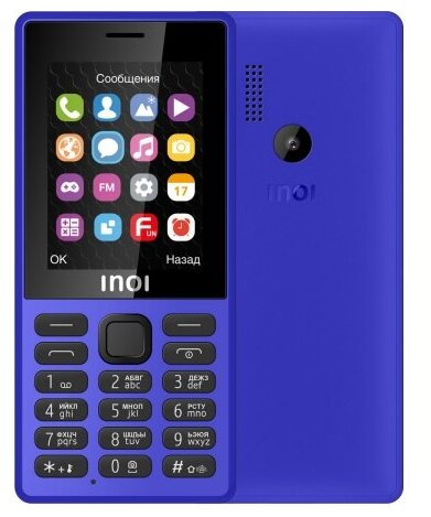 INOI Телефон INOI 244 Quatro