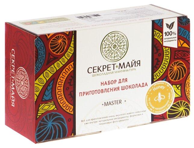 Набор для приготовления шоколада Секрет Майа Master Honey 720 г