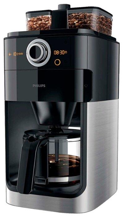 Philips Кофеварка Philips HD7769 Grind & Brew